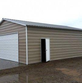 A-Frame - Vertical Garage - #8