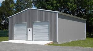 Garage - A-Frame - All Vertical - #10
