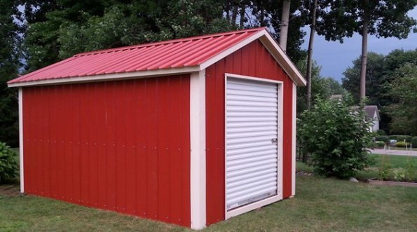 Storage Unit - A-Frame - #1
